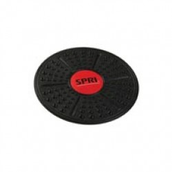Balance and Stability Plastic Round Wobble Board