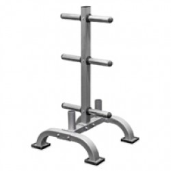 Olympic Bar and Plate Rack